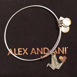 ✨ Alex and Ani ✨ Crane ✨